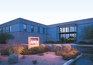 Apex Microtechology Headquarters, Tucson, AZ
